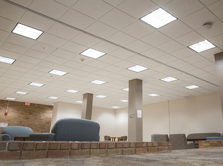School Lounge LED Lighting