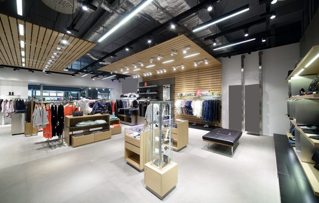 Retail Lighting Solutions Led Lights