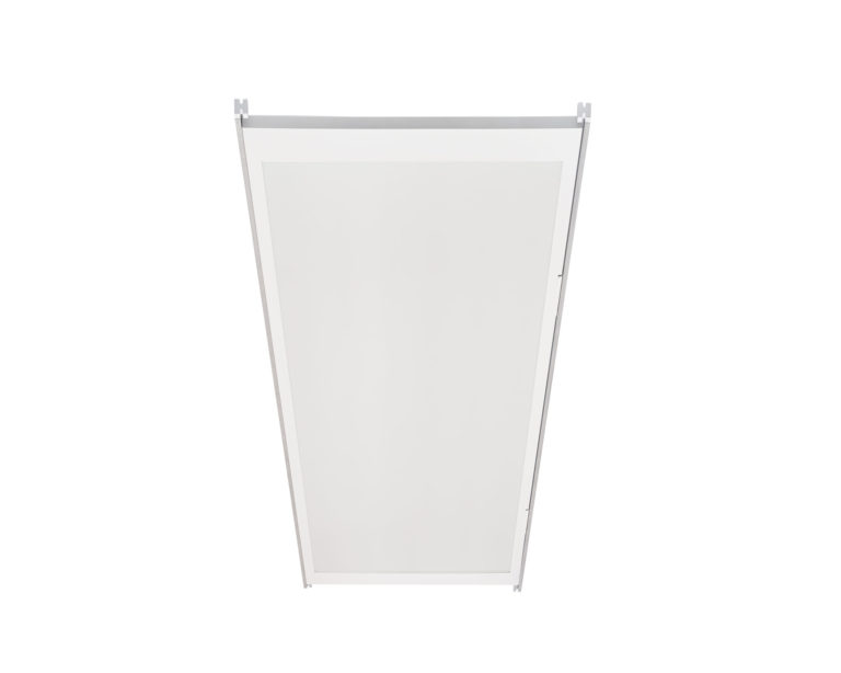 1' x 4' LED Light Panel Retrofit
